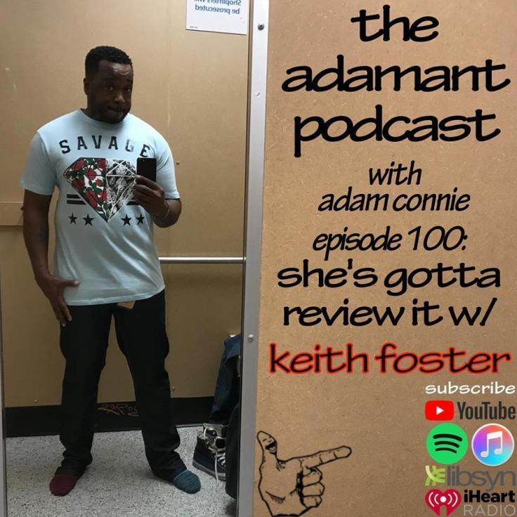 Adamant Podcast 100